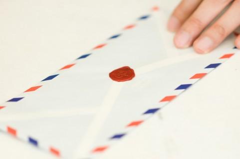 海外からの手紙