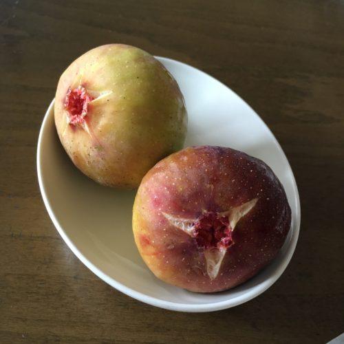 無花果と葡萄についてブツブツ言いながら、ジャムを作った日。