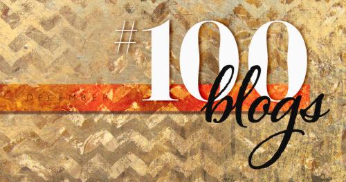 今度は1ヶ月に100記事ですって!!