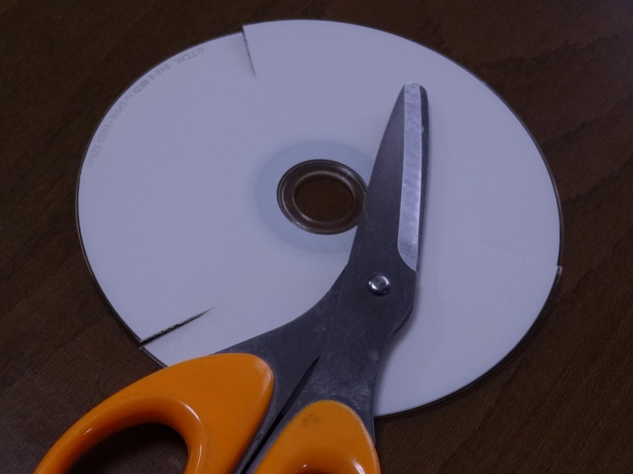 CDを片付けました。