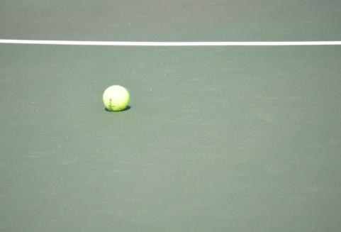 運動が苦手な私がテニスをする理由