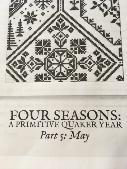MysterySAL2018(May)5月は始まっていますね。