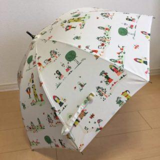 2本目の日傘作り